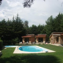 Отель Quinta Sul America 3* Бунгало с различными типами кроватей фото 2