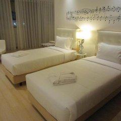 Hotel da Musica 4* Стандартный номер 2 отдельными кровати