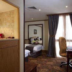 Inn & Go Kuwait Plaza Hotel 4* Стандартный номер с различными типами кроватей фото 2