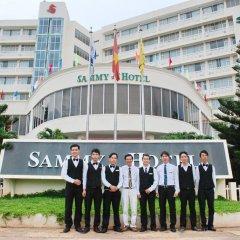 Отель Sammy Hotel Vung Tau Вьетнам, Вунгтау - отзывы, цены и фото номеров - забронировать отель Sammy Hotel Vung Tau онлайн