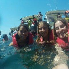 Hey beach hostel Ланта бассейн фото 2
