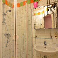 Отель Ajo Австрия, Вена - отзывы, цены и фото номеров - забронировать отель Ajo онлайн ванная фото 2