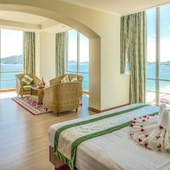Nha Trang Lodge Hotel 3* Люкс фото 4