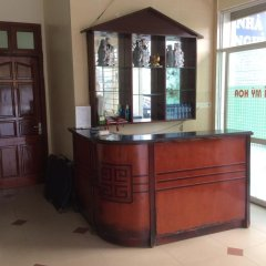 Отель My Hoa Guest House интерьер отеля