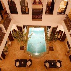Отель Riad Assakina Марокко, Марракеш - отзывы, цены и фото номеров - забронировать отель Riad Assakina онлайн бассейн