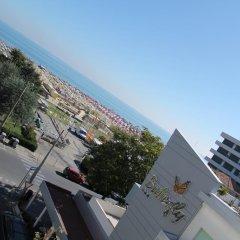 Hotel Butterfly Римини балкон