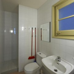 Отель Apartamentos Montserrat Abat Marcet Монистроль-де-Монтсеррат ванная фото 2