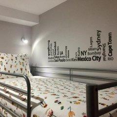 Golden Tram 242 Lisbonne Hostel Стандартный номер разные типы кроватей