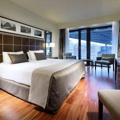 Отель Eurostars Berlin 5* Стандартный номер с двуспальной кроватью фото 7