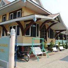Nanda Wunn Hotel - Hostel спортивное сооружение