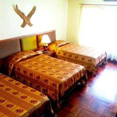 Отель Royal Ivory Sukhumvit Nana by Compass Hospitality 3* Улучшенный номер с различными типами кроватей