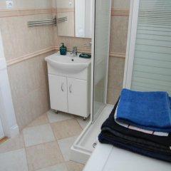 Отель Central Apartment Budapest Венгрия, Будапешт - отзывы, цены и фото номеров - забронировать отель Central Apartment Budapest онлайн ванная