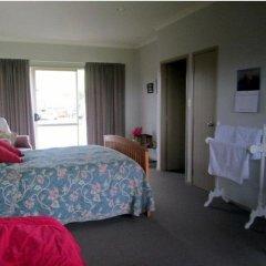 Отель Kauri Lodge комната для гостей фото 4