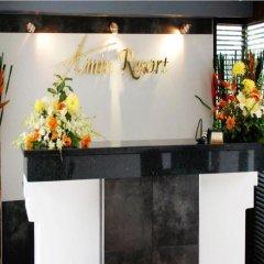 Отель Amin Resort Пхукет интерьер отеля фото 2