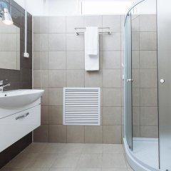 Гостиница Apart-Hotel Simpatiko в Тюмени отзывы, цены и фото номеров - забронировать гостиницу Apart-Hotel Simpatiko онлайн Тюмень ванная