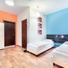 Отель Жилые помещения Кукуруза Казань комната для гостей фото 5