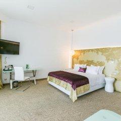 Гостиница Panorama De Luxe 5* Полулюкс разные типы кроватей фото 18