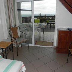Отель Fare Arana Французская Полинезия, Муреа - отзывы, цены и фото номеров - забронировать отель Fare Arana онлайн балкон