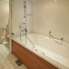 Отель Crowne Plaza Helsinki 4* Стандартный номер с разными типами кроватей фото 4