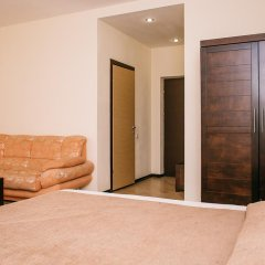 Аибга Отель 3* Улучшенный номер с разными типами кроватей фото 9