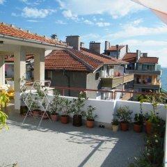 Отель Guest House Kostandara Болгария, Поморие - отзывы, цены и фото номеров - забронировать отель Guest House Kostandara онлайн пляж фото 2