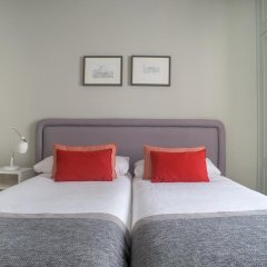 Отель Marea La Zurriola Iberorent Apartments Испания, Сан-Себастьян - отзывы, цены и фото номеров - забронировать отель Marea La Zurriola Iberorent Apartments онлайн комната для гостей фото 4