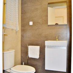 Отель Rambla-Batlló Испания, Барселона - отзывы, цены и фото номеров - забронировать отель Rambla-Batlló онлайн ванная