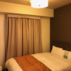 Отель Dormy Inn Nagasaki Hot Spring Нагасаки комната для гостей фото 4