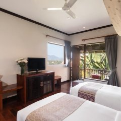Kiridara Hotel 4* Номер Делюкс с различными типами кроватей фото 5