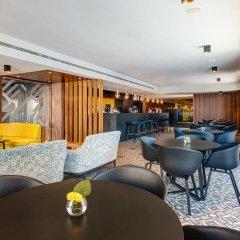 Отель Apex City Эдинбург гостиничный бар