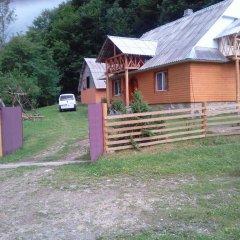 Гостиница Cottage v Gorakh Украина, Поляна - отзывы, цены и фото номеров - забронировать гостиницу Cottage v Gorakh онлайн парковка