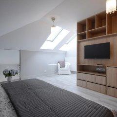 Апартаменты Dom & House - Apartments Waterlane Люкс с различными типами кроватей фото 12