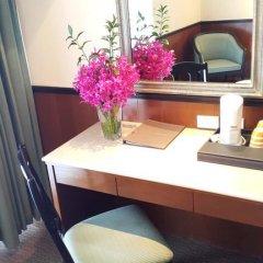 Boulevard Hotel Bangkok 4* Стандартный номер с разными типами кроватей фото 26