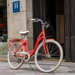 Отель Petit Palace Puerta del Sol спортивное сооружение