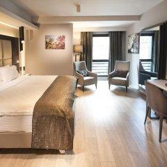 Smart Hotel Izmir 4* Номер Бизнес с различными типами кроватей фото 4