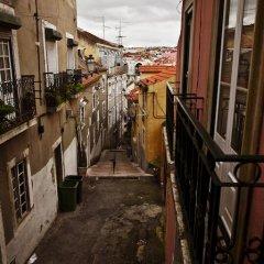 Отель Wonderful Lisboa Olarias Апартаменты с различными типами кроватей фото 29
