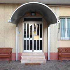 Dependance Hotel Villa Merope Римини балкон