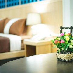 M.U.DEN Patong Phuket Hotel 3* Номер Делюкс двуспальная кровать фото 2