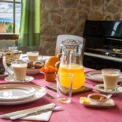 Отель O Canto da Terra Испания, Пантон - отзывы, цены и фото номеров - забронировать отель O Canto da Terra онлайн питание