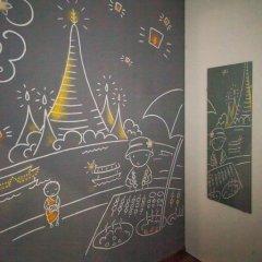 Хостел География Казань Кровать в общем номере двухъярусные кровати фото 41