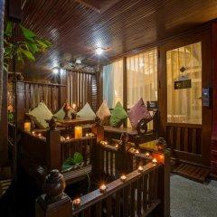 Отель Sawasdee Village 4* Номер Делюкс с двуспальной кроватью фото 14