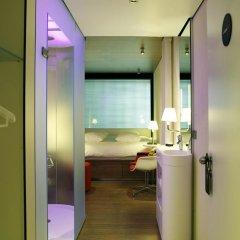 citizenM Hotel Glasgow 4* Стандартный номер с различными типами кроватей фото 4