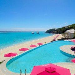 Отель Mandarin Oriental, Canouan бассейн