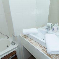 Отель Budapest Bed and Breakfast Будапешт ванная