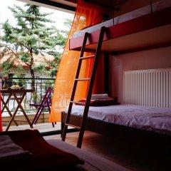 Отель The White Rabbit балкон
