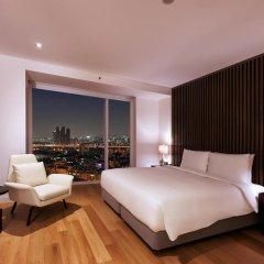 Hotel ENTRA Gangnam 4* Люкс с различными типами кроватей фото 12