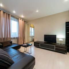 Апартаменты Universitet Luxury Apartment комната для гостей фото 3