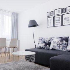 Отель Hosapartments City Center Улучшенные апартаменты с различными типами кроватей фото 21