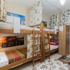 Хостел Istanbul Taksim Green House Кровать в общем номере с двухъярусной кроватью фото 7