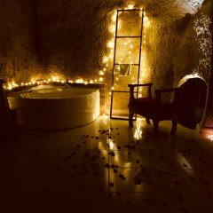 Helios Cave Hotel Ургуп бассейн